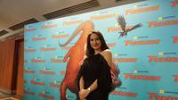 Pevita Pearce di Fantasia International Film Festival Montreal Kanada. (Telni Rusmitantri)