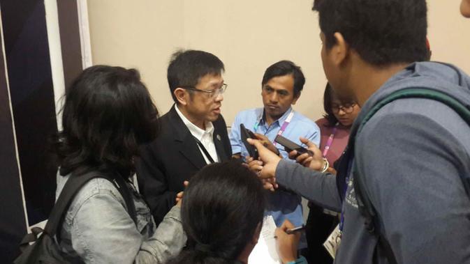 Ketua Asosiasi E-Sports Indonesia (IeSPA), Eddy Lim, beri sinyal bagus untuk Sea Games 2019 Manila.