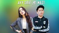Nazi Si Penjual Bakso yang Nyanyi duet bareng Ayy Srie. (Seven Stars Records)
