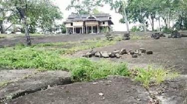 Masjid Kayu Peninggalan Zaman Prasejarah di Situs Batu Tondon
