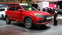 Mitsubishi akhirnya membuka selubung Outlander Sport untuk pasar Asia di ajang Beijing Auto Show.