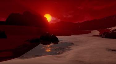 Penemuan Exoplanet, Intip Penampakannya dalam 3 Potret