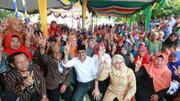 Cagub Sumut Djarot Saiful Hidayat. (Liputan6.com/Reza Efendi)