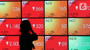 IHSG Melonjak pada 13-17 September 2021, Transaksi Harian Tembus Rp 12,58 Triliun
