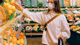 Di Balik Aktivitas Belanja ke Supermarket, Ada Manfaat Kesehatan Fisik dan Mental