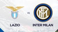 Liga Italia: Lazio vs Inter Milan. (Bola.com/Dody Iryawan)