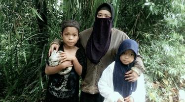 Perjuangan Kakak Beradik di Luwu Timur, Sulawesi Selatan untuk Belajar Mengaji