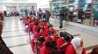 Pemulangan 404 TKI kelompok rentan dari Malaysia (6/6) (sumber: Kementerian Luar Negeri RI)