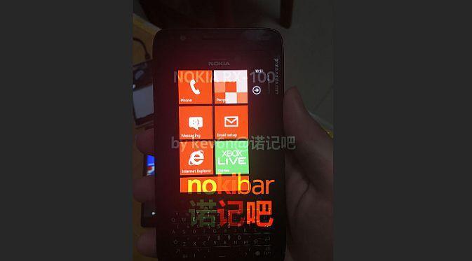 Nokia RX-100 (Foto: Phone Arena)
