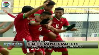 Kalahkan Timor Leste dengan skor 5-0, Timnas Indonesia siap kalahkan tuan rumah, Korea Selatan, Sabtu (4/11) besok.