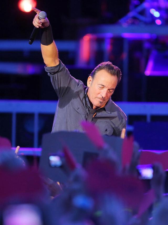 [Bintang] Bruce Springsteen
