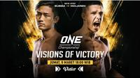 Live Streaming ONE Championship: Visions of Victory