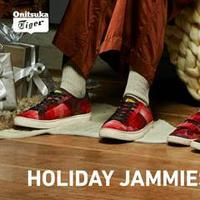 Onitsuka Tiger Holiday Jammies Pack. Sumber foto: Document/Onitsuka Tiger.