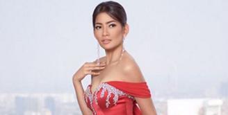 Kecantikan yang dimiliki oleh Anindya Kusuma Putri memang tak diragukan lagi. Tak heran jika gelar Puteri Indonesia 2015 jatuh pada dirinya. (via instagram/@anindyakputri)