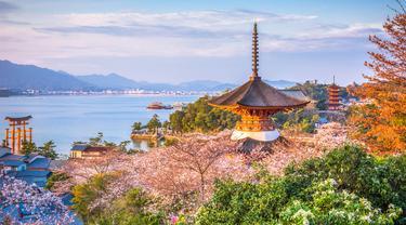 Mau Honeymoon? Ini Destinasi Romantis yang Ada di Jepang