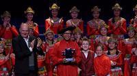Pada kompetisi tersebut, TRCC meraih juara pertama pada kategori Children's Choir, Public Audience Award dan Juara Umum