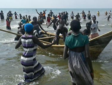 20161226-Puluhan Pesepakbola Uganda Tenggelam di Danau Albert-Uganda