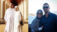 Sultan Djorghi dan Annisa (Sumber: Instagram/djorghisultan/hapsarianissa29)