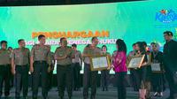 Kementerian PPPA Beri Penghargaan Polri Atas Penanganan Kasus Kekerasan Anak
