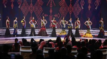 Malam Puteri Indonesia 2019