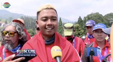 Cabang olahraga paralayang kembali menyumbangkan emas bagi kontingen Indonesia. Hasil tersebut didapatkan dari nomor ketepatan mendarat tunggal putra.
