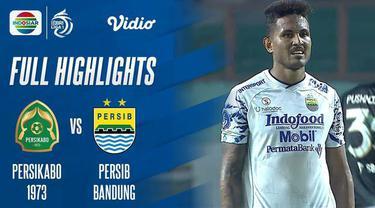 Berita video BRI LIga 1 2021/2022 pertandingan antara Persikabo 1973 melawan Persib Bandung, Senin (27/9/2021).