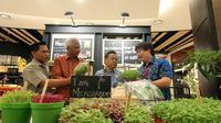 Berikut keseruan pameran buah dan sayur di pusat perbelanjaan dalam rangkaian acara Aeon Mall Farm To Table.