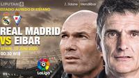 Prediksi Real Madrid Vs Eibar (Trie Yas/Liputan6.com)