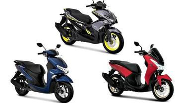 Pilih Yamaha FreeGo S ABS, Lexi S, atau Aerox Standar? (oto.com)