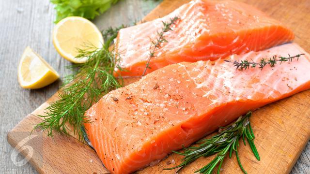 Ikan Salmon Daging SalmonBaca Berita Indonesia : 8 Makanan Dan Minuman Ini Bikin Anda Cepat Mengalami Ngantuk Berat