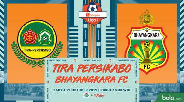 Tira Persikabo Vs Bhayangkara FC