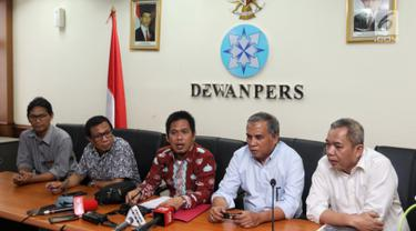 Mantan Komandan Tim Mawar Adukan Tempo ke Dewan Pers