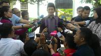 Imam Besar Masjid Istiqlal Nasaruddin Umar. (Liputan6.com/Ahmad Romadoni)
