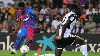 Baru Pulih, Ansu Fati Sudah Patahkan Rekor Messi di Barcelona