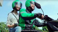 Salah satu cuplikan iklan Grab terbaru #PilihAman (Sumber: YouTube Grab Indonesia)