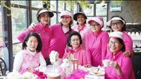"Bright Gas menggelar event gathering yang mengusung tema ""Femalyfe-Pink Ladies Golf Gathering""."