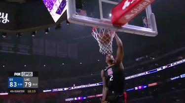Berita Video kumpulan aksi curi bola yang ciamik dari Kawhi Leonard di NBA 5 musim terakhir