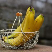 Tips menyimpan buah pisang./Copyright pixabay.com