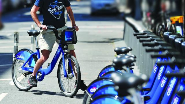 Ilustrasi sepeda (AFP)