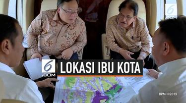 Presiden Jokowi memastikan kebijakan pemindahan ibu kota negara sudah pasti akan dilakukan. Pemindahan tersebut rencananya akan dimulai pada 2021 mendatang.