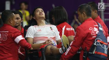 Perjuangan Tim Bulutangkis Putra Indonesia di Final Asian Games 2018