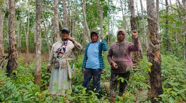 Para Perempuan Cawang Gumilir, Tergusur dan Bertahan di Tengah Ketidakpastian (1)