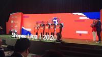 Elang Mahkota Teknologi (Emtek) kembali menjadi official broadcaster Liga 1 2020.