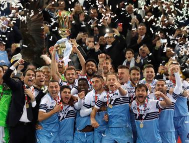 Lazio Juara Coppa Italia