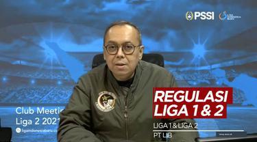 Berita Video Siap-siap, PT LIB Sudah Umumkan Regulasi Untuk Liga 1 dan Liga 2