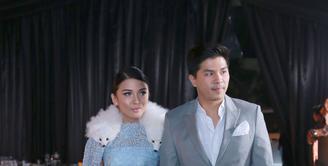 Glenn Alinskie dan Chelsea Olivia yang telah resmi menjadi suami istri ini tentunya diharapkan untuk segera mendapatkan momongan. Mengenai hal tersebut rupanya pasangan ini memiliki pendapat yang berbeda. (Galih W. Satria/Bintang.com)
