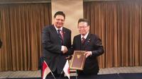 Toyota akan mengembangkan kendaraan listrik di Indonesia dengan nilai investasi mencapai Rp 28,3 triliun. Dok Kementerian Perindustrian