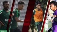 Trivia Pemain Muka Lawas di Timnas Indonesia U-22 (Bola.com/Adreanus Titus)