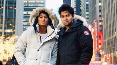 Kebersamaan Kakak Beradik Atlet Jetski Aero dan Aqsa Aswar