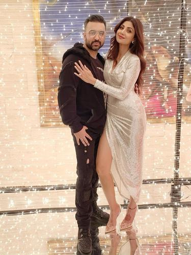 Raj Kundra dan Shilpa Shetty. (Instagram/ rajkundra9)